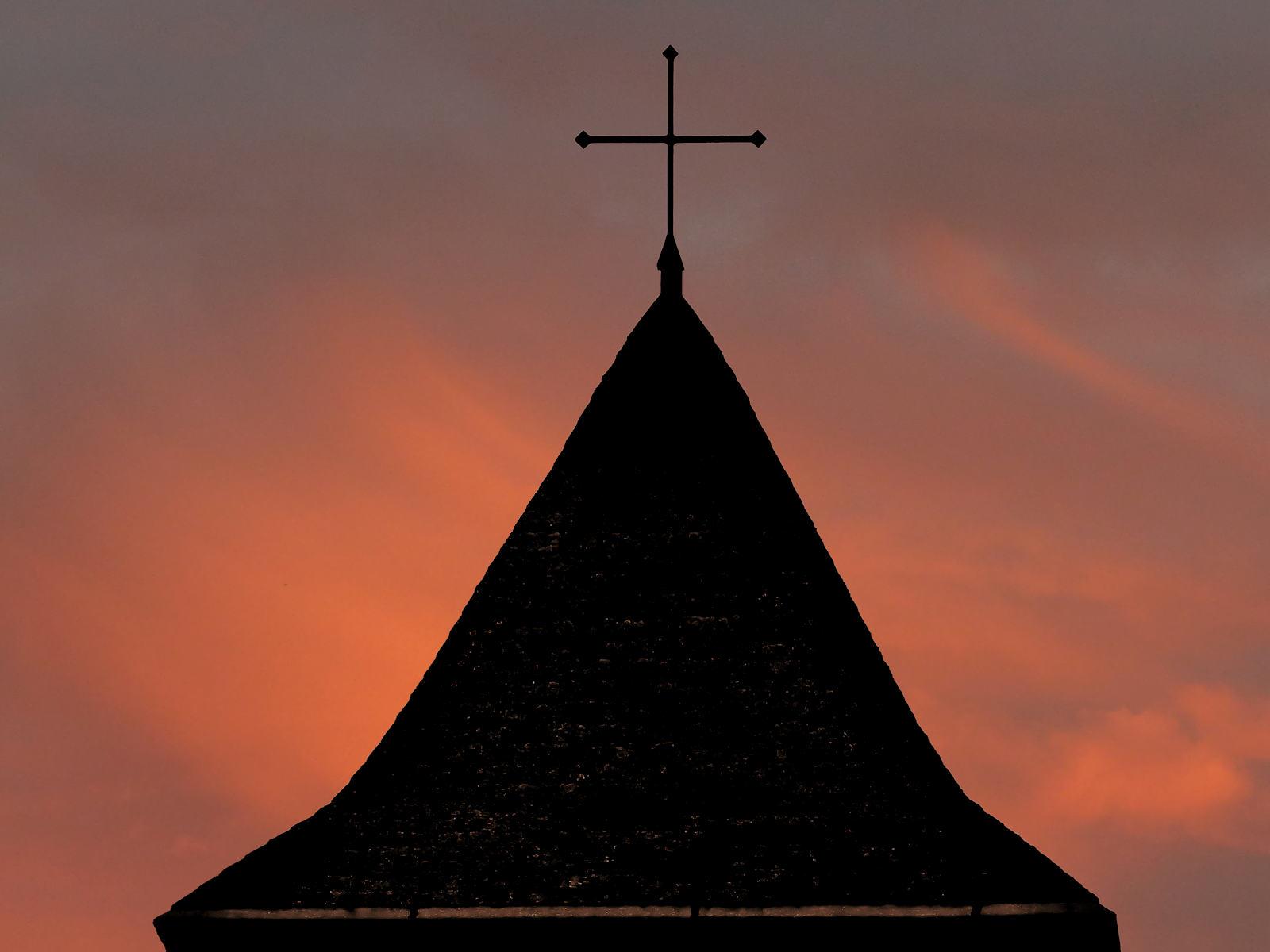 Couvent des Bénédictines du Saint Sacrement, Tourcoing - Clocher.