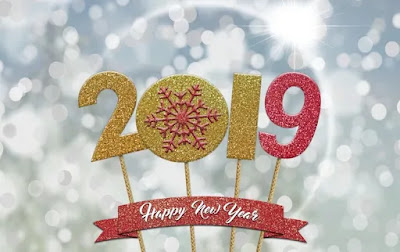 Happy New Year 2019 Wishes Images Wallpaper