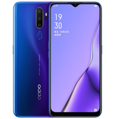 Oppo-A11x-mobile