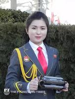 Kim Un Sim, harmonica player