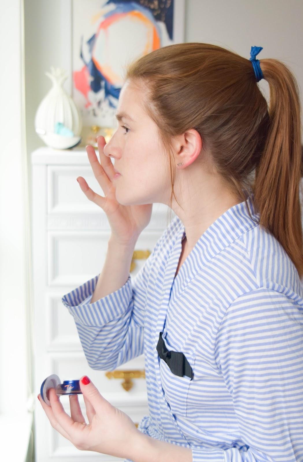 Taking Care of Your Skin: Always Use Eye Cream