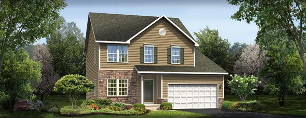 New Ryan Home Florence Model
