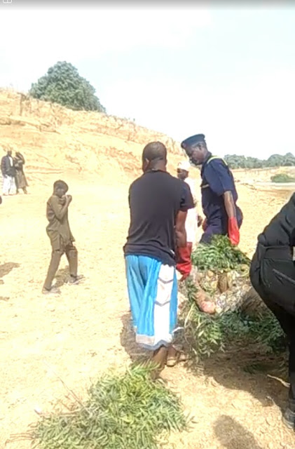 Photos: Body of female postgraduate student found at Tamburawa river, Kano in suspected suicide