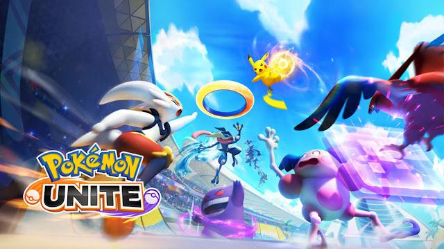 Pokemon Unite, Game Moba Terbaru Nintendo Switch