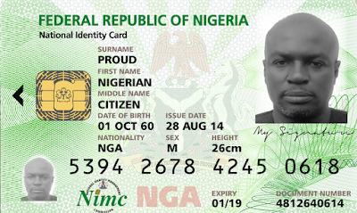 How to Check the Status of Nigerian National ID Card