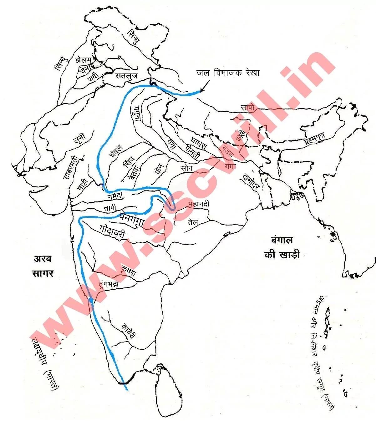 Bharat Ki Nadiya PDF in Hindi