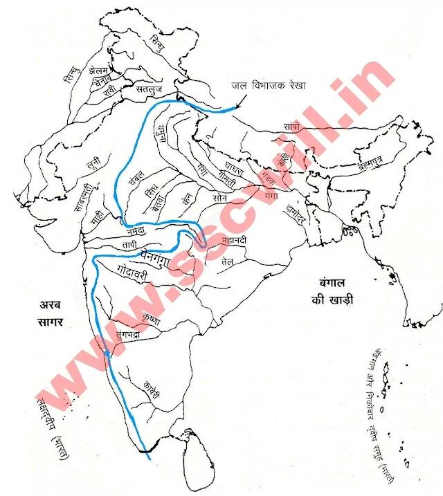 हिमालय से निकलने वाली नदियाँ - Himalaya Ki Nadiya