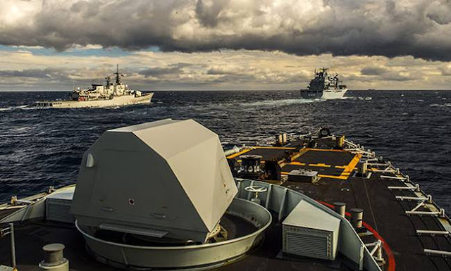Η στρατηγική σπουδαιότητα του Αιγαίου Πελάγους για την άμυνα της Συμμαχίας