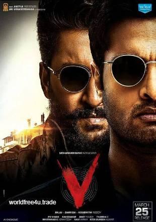 V 2020 Full Hindi Dubbed Movie Download HDRip 480p 300Mb