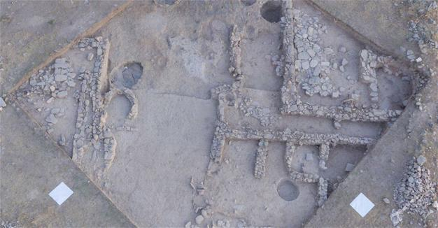Ancient granaries in Turkey's Manisa reveal history of grape production