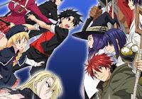 UQ Holder Mahou Sensei Negima 2 Episode 1