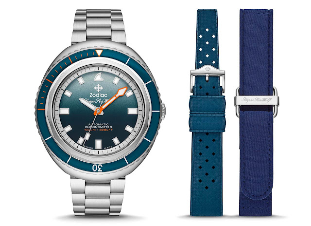 Zodiac Super Sea Wolf 68 Saturation Andy Mann Limited Edition