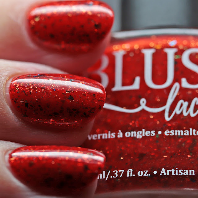 Blush Lacquers The Promise of a Woman
