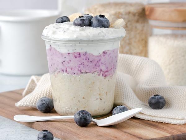 Einfach, lecker und sehr gesund: Porridge – mein Lieblingsfrühstück