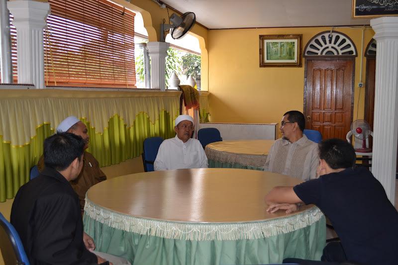 Dato56 Dato Kelenjeridze: CAHAYA KEHIDUPAN TAUHID: Dato' Sri Haji Syed Zainal Abidin