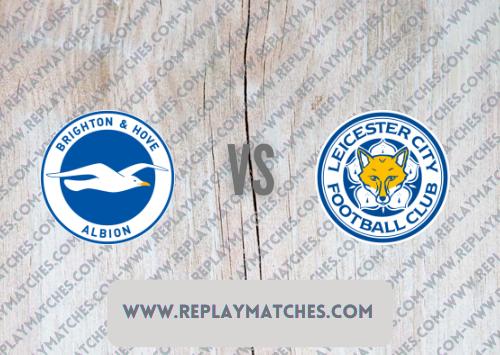 Brighton & Hove Albion vs Leicester City Full Match & Highlights 19 September 2021