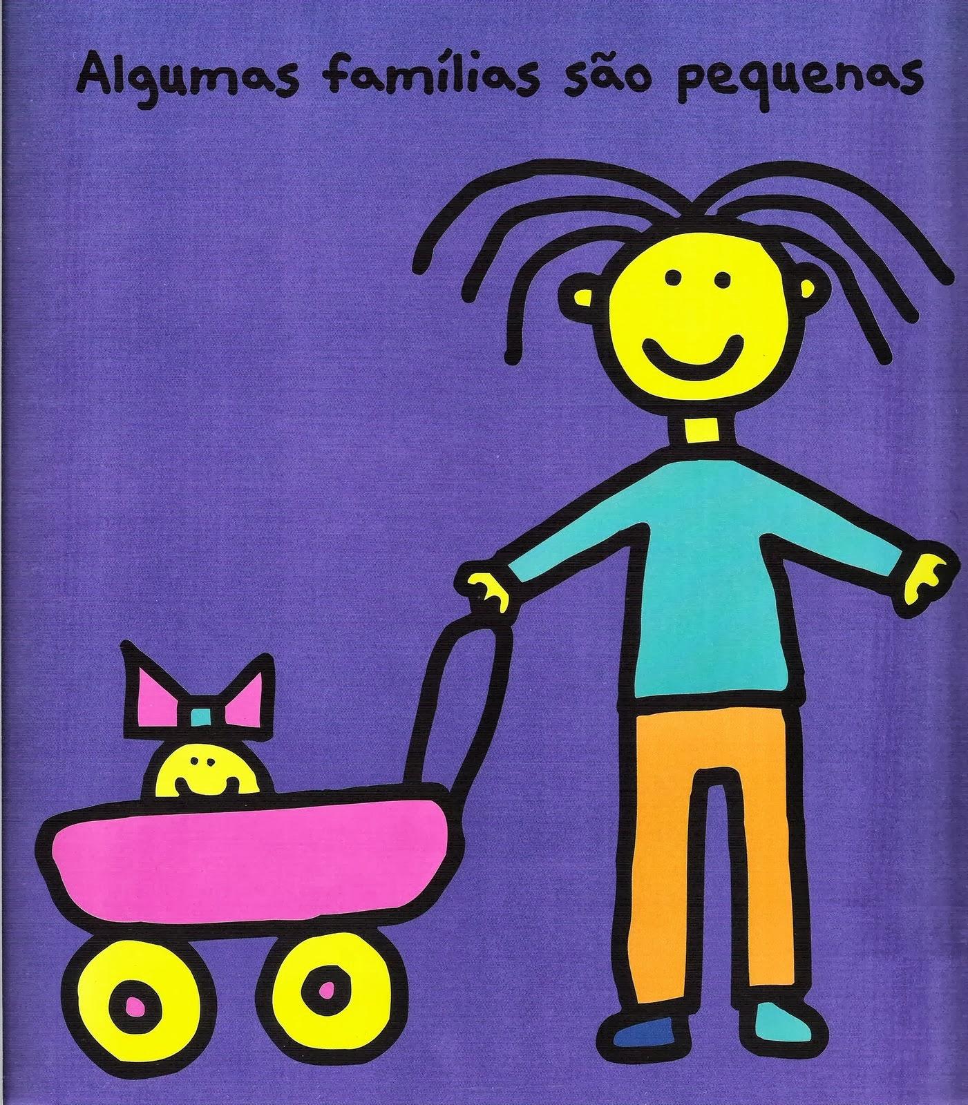 O Livro Da Familia Todd Parr Aprender E Brincar