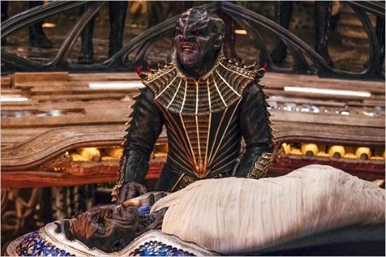 Los nuevos klingons de Star Trek: Discovery