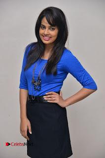 Actress Nandita Swetha Stills in Black Mini Skirt at Ekkadiki Potavu Chinnavada Movie Special Show  0025.JPG