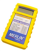 Alat Ukur Kelembaban Kayu HM8-WS5 HD Merlin