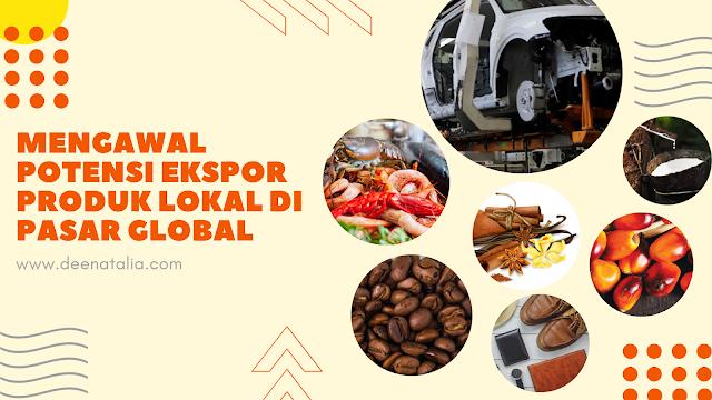 Potensi ekspor indonesia