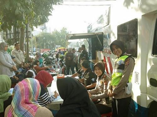 Jadwal Mobil SIM Keliling Polrestabes Bandung Bulan Februari 2018