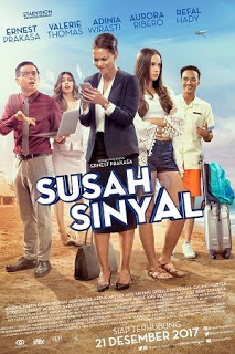Image of Download Film Susah Sinyal (2017) Full Movie HD Bluray