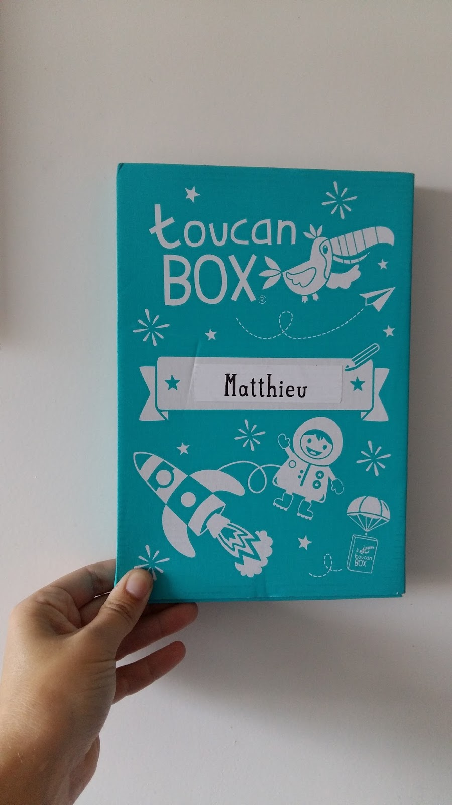 Toucanbox Test Et Avis Sur Cette Box Créative Dans La Peau Dune