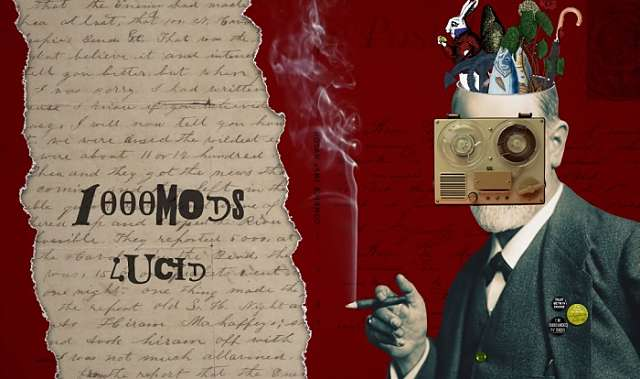 "1000mods: Lyric video για το κομμάτι ""Lucid"""