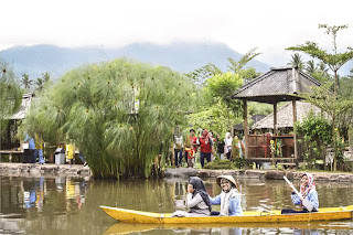 Kampung Banyumili: Resto Dan Wisata Edukasi Bertema Alam Pedesaan