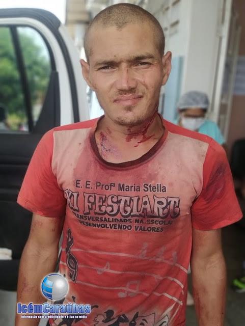 Homem sofre tentativa de homicídio horas depois de receber alvará de soltura Caraúbas, RN