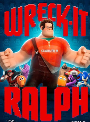 Wreck-It Ralph (2012) Bluray Subtitle Indonesia