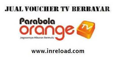 voucher tv berbayar murah