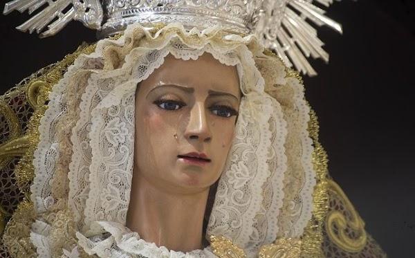 La Virgen del Confinamiento ya está en los Terceros
