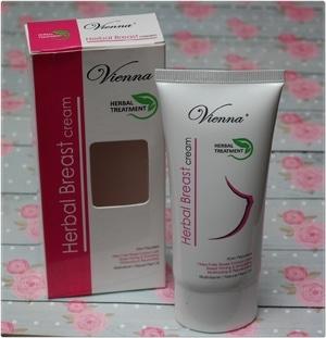 Jual Lotion Pembesar dan Pengencang Payudara Vienna Breast Cream Original BPOM Harga Termurah