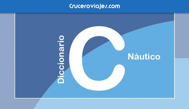 Diicionario nautico de cruceros