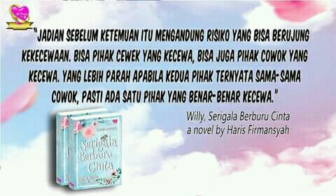 Novel 'Serigala Berburu Cinta'