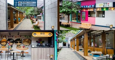 Little Seoul, Bandung