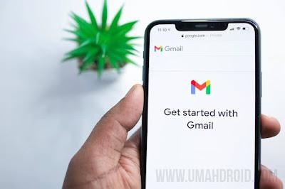 Tampilan Aplikasi Gmail Terbaru