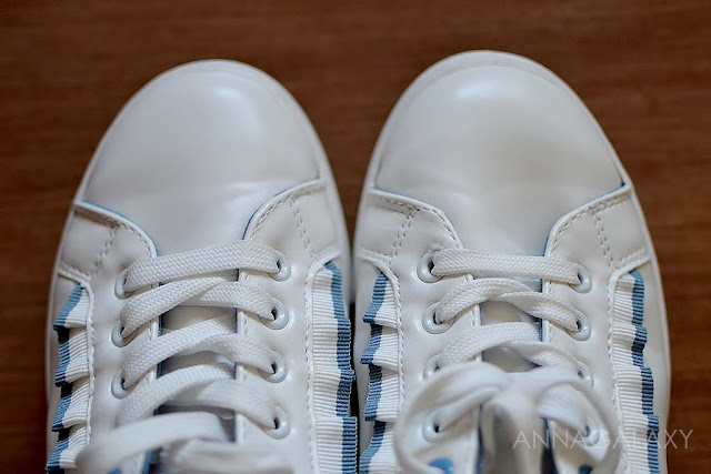 Faberlic кеды женские Felici Феличи в носке