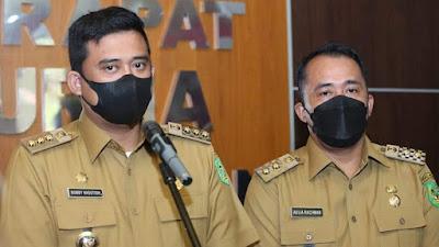 Bobby Nasution Belum Izinkan Sekolah Tatap Muka di Medan