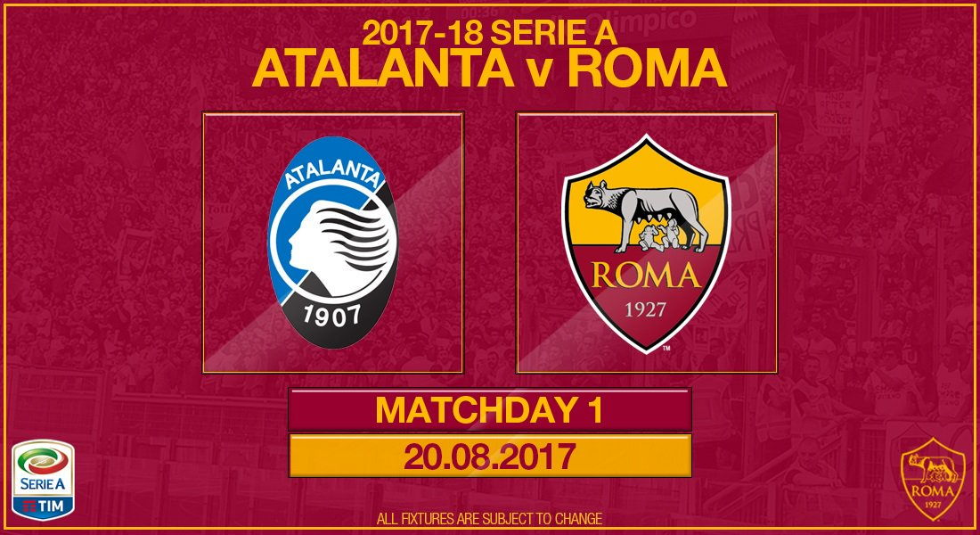 ATALANTA-ROMA Streaming Gratis: Dove vederla in Diretta Live TV Pc Tablet iPhone. INFO Video YouTube Live-Stream Facebook