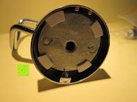 innen: GHB Haartrocknerhalter mit importierten Kleber von Deutschland und hochwertigem Legierungsstahl