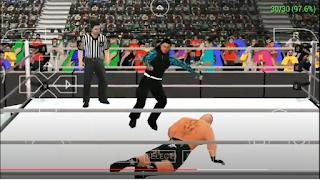 Download WWE 2K20 Lite PPSSPP