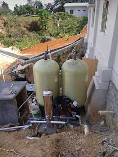 Penjernih Air Sumur Bor Rumah Tangga dan Industri