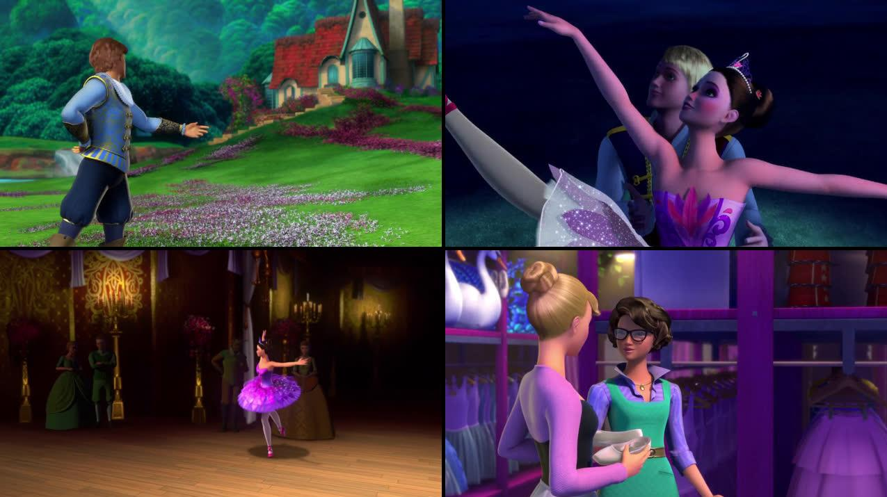 Barbie in the Pink Shoes (2013) 720p BrRip x264 600mb