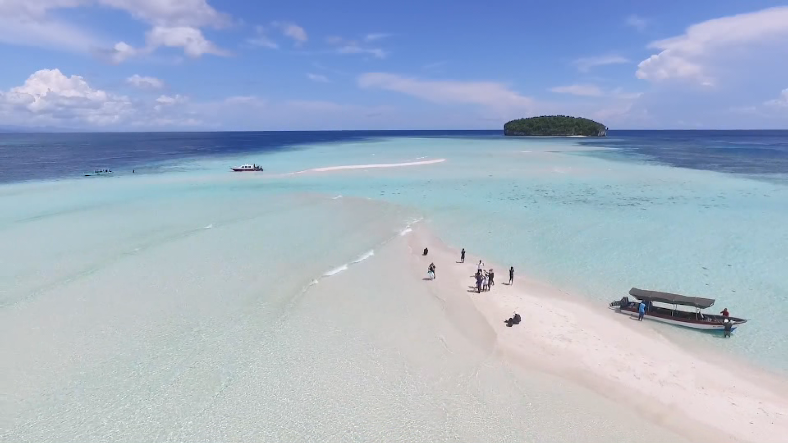 pasir timbul by drone