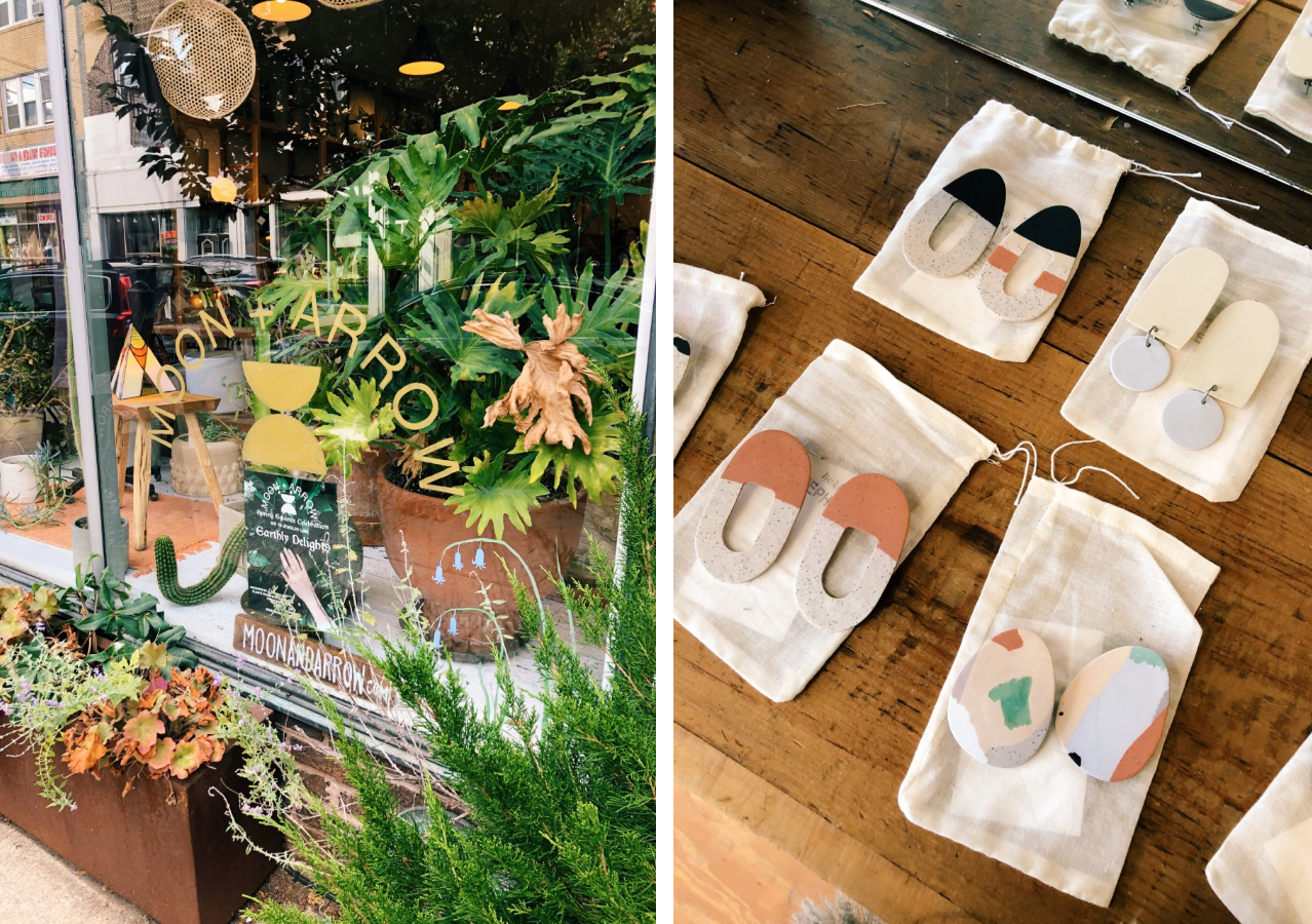 Moon + Arrow, A Philly Lifestyle Boutique | Organized Mess