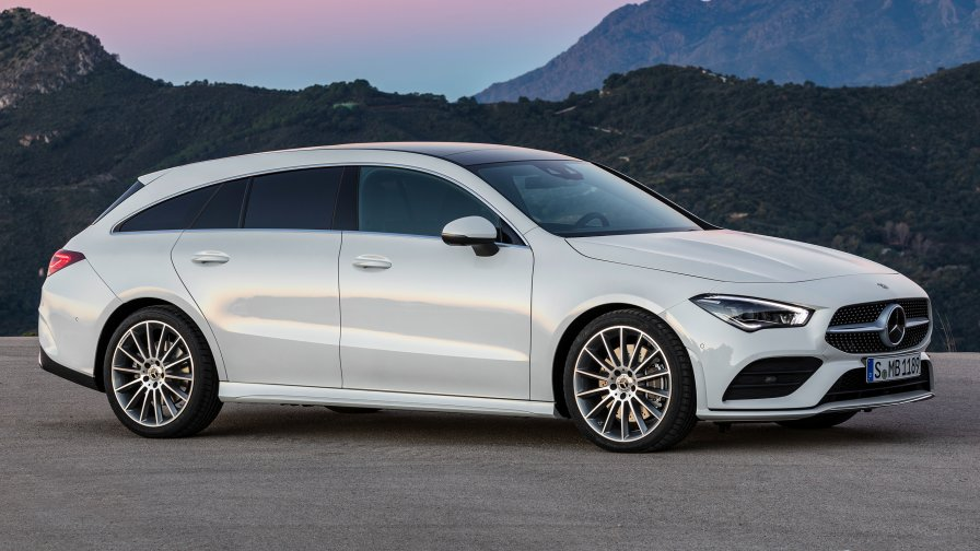 CLA 220 d Shooting Brake