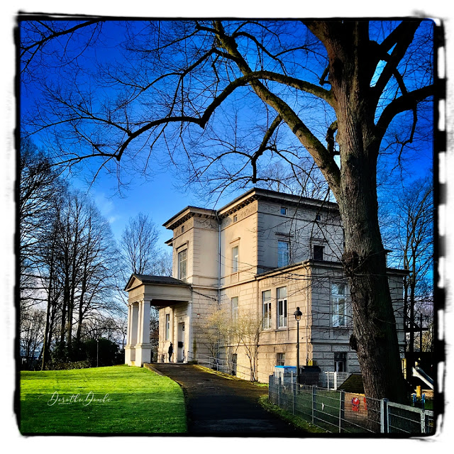 Villa Bremer, Neheim, streetphotography, Sauerland, Arnsberg, photoart, Fotokunst, Fotoart, Dorothe Domke
